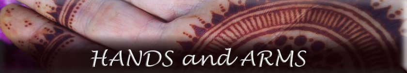 Atlanta Henna Hands and Arms Photo Gallery