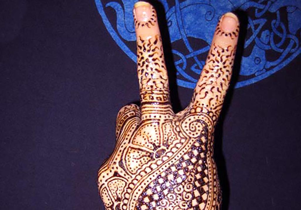 Paisley Atlanta Henna