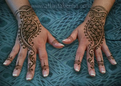 paisley flower atlanta henna