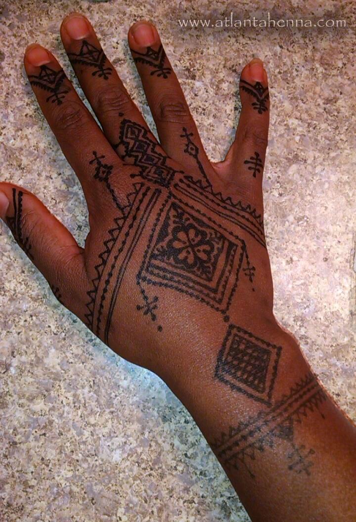 Jagua Atlanta Henna
