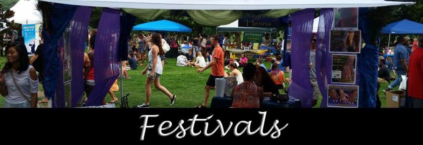 Atlanta Henna Festivals