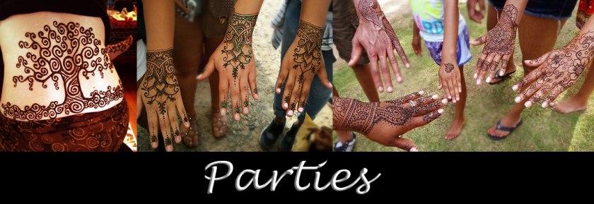 Atlanta Henna Party